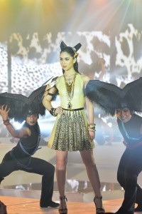 Julia Barretto as snow leopard